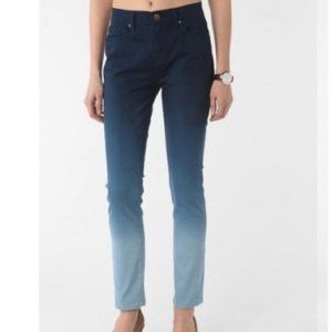 Urban Outfitters High Rise Ankle Cigarette Jeans
